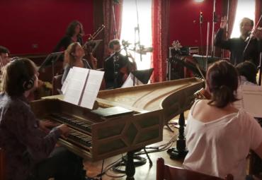 Handel: «Forte e lieto», from Tamerlano