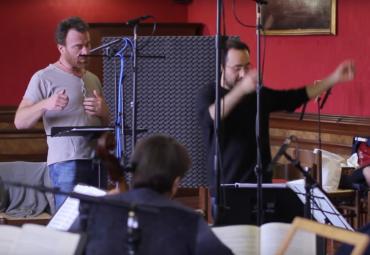Handel's Partenope, recording with Philippe Jaroussky & Karina Gauvin